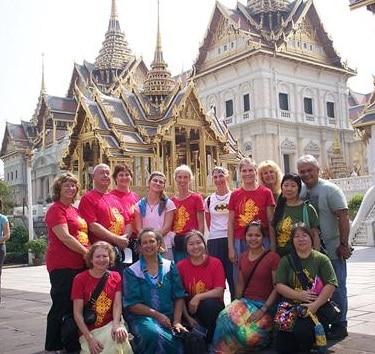 Ka `Imi Travels to India and Thailand