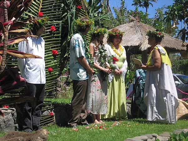 Ka`Imi Member Wedding