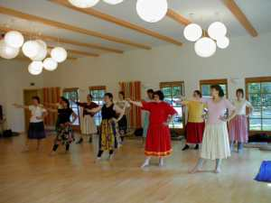 HULA WORKSHOP with Roselle K. Bailey