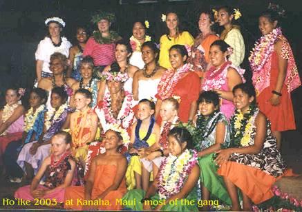 Kanaha, Maui Ho`ike