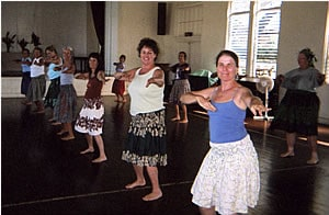 Hula Workshops on Kaua`i