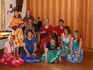 Roselle's Spring Seminar 2008 in Mauss, Switzerland